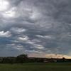 Front orageux sur la campagne bourbonnaise