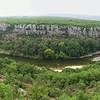 Gorges de l'Ardèche dans la région de Balazuc