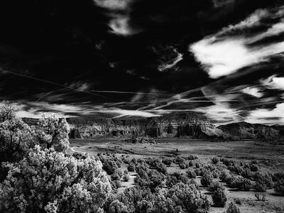 Paysage infrarouge / Landscape infrared