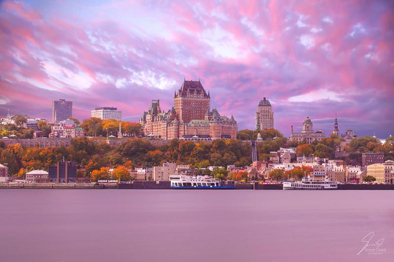 Quebec city, Qc, CA