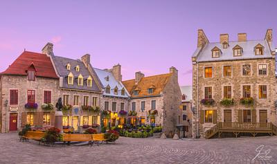 Place Royale, Québec, Qc, CA