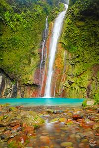 Tesoro Escondido, Costa Rica