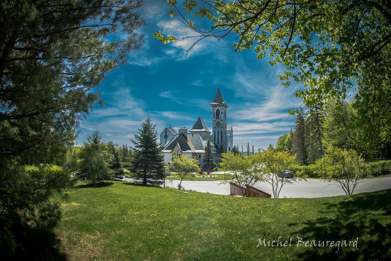 Abbaye De St-Benoit-Du-Lac