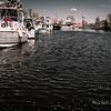 Canal Lachine au vieux port de Montréal