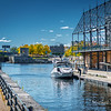 Canal Lachine au vieux port de Montréal 3