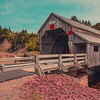 Covered bridge Hardscrabble #1