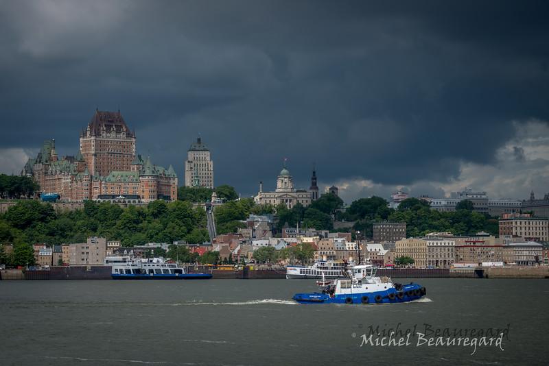Québec vue de Lévis 2