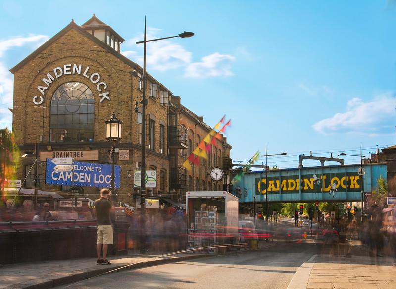 Londres  -  Juillet 2014