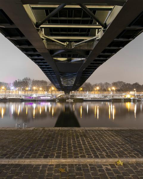 Paris 13e -  Décembre 2014