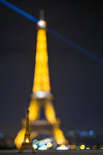 Paris 16e  -  Janvier 2015