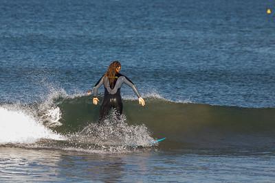 Les surfeurs du lever du jour (Sunrise surfers)