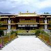 Norbulingha - Palais d'été - Lhassa - Tibet -