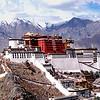 Le Palais du Potala - Lhassa - Tibet
