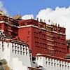 Le Palais Rouge - Lhassa - Tibet -