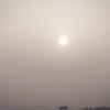 Tempête de sable sur Agadez