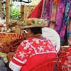 Le marché de Pirae - Papeete -