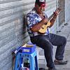 Scène de rue - Papeete - Tahiti -