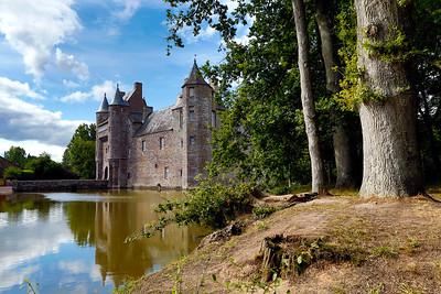 Château de TRECESSON