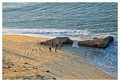 Ballade à la dune du Pyla, 26 décembre 2007