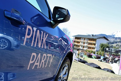 Pink Party Jean Lain