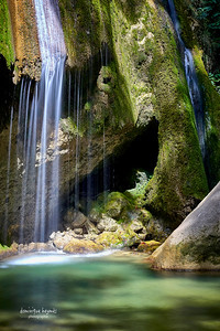 Cascade de la Sandezanne
