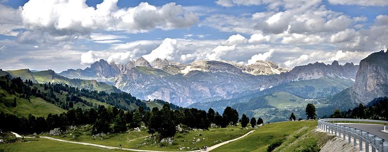 Dolomites - Italie - 2007