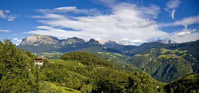 Dolomites - Bolzano- Italie 2007