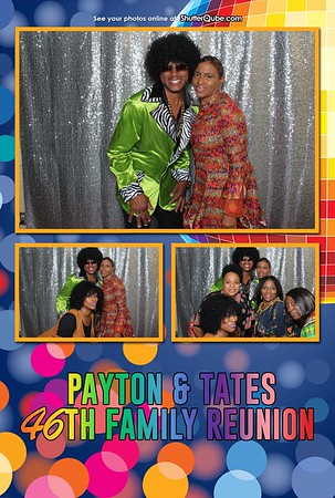 Payton/Tates 47th Family Reunion