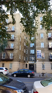 my first home - sedgwick ave, in the bronx