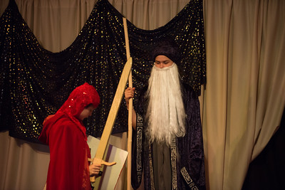sixth grade play : Arthur - High King of Britain