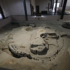 Excavated in the 1950s, the Banpo site was one of China's first archaeology museums, complete with an excavation hall that showcases the Neolithic village. June 26, 2017