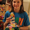 LEGOs: Building Blocks of History--we recreated part of the Maya site Altun Ha.