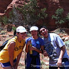Students from Jemez at Red Rocks