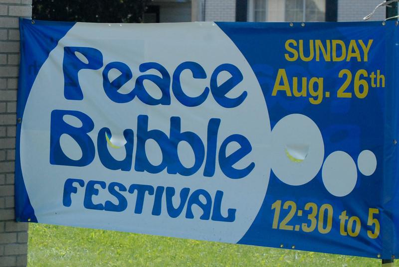 Peace Bubble Festival, North Ridgeville, Ohio