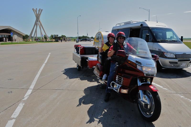 I-90 Rest Stop, South Dakota