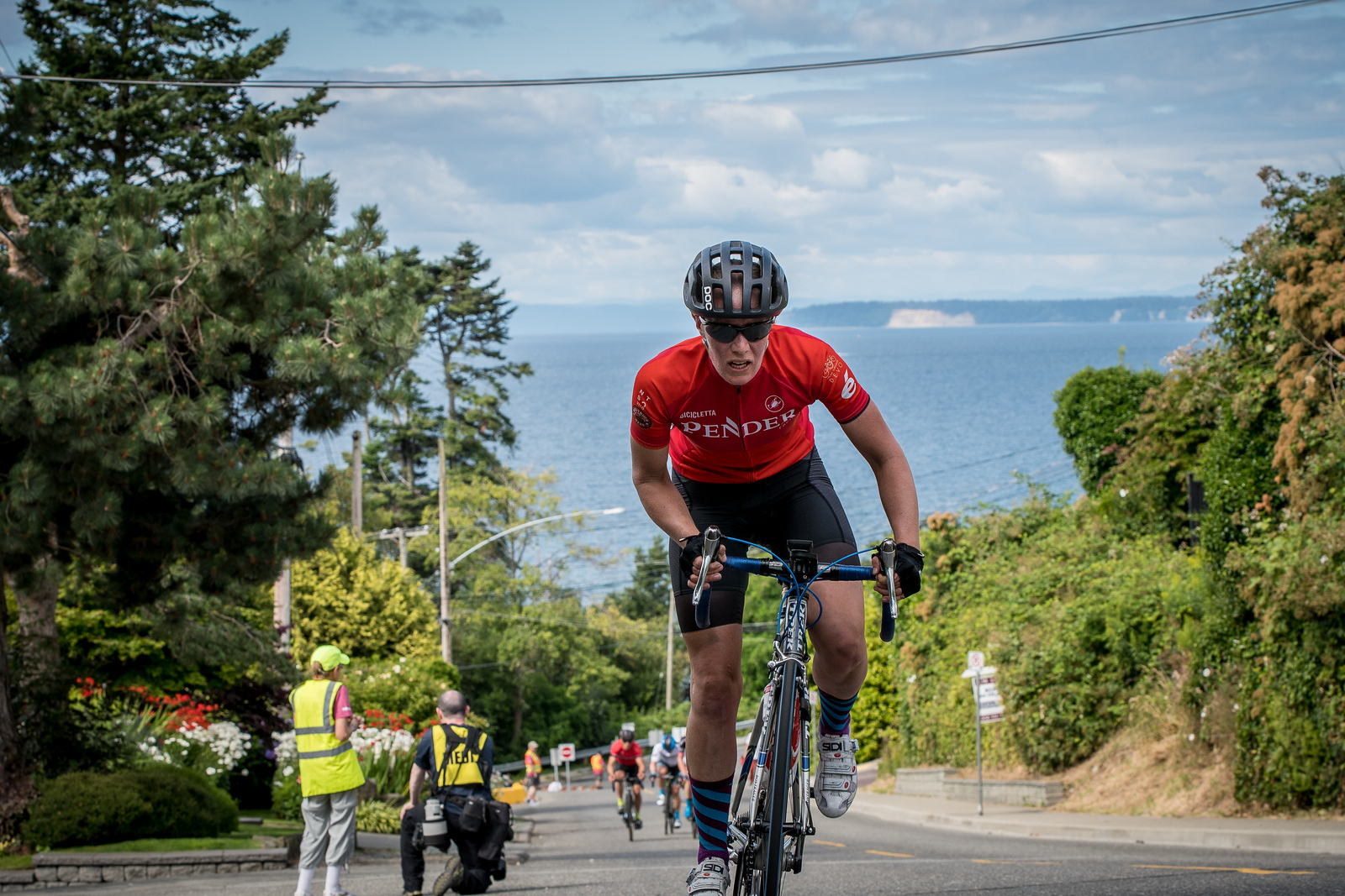 Peace Arch News Road Race 2017, part of BC Superweek. Photo By: Scott Robarts