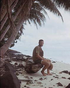 John on Fano island