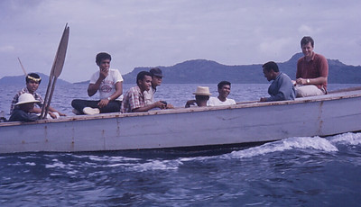 Boat trip. Truk lagoon.