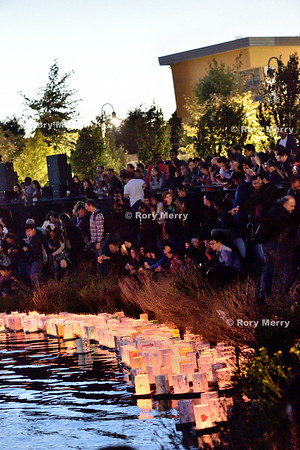 Peace Lanterns Berkeley 2015