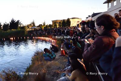 Peace Lanterns Berkeley 2015