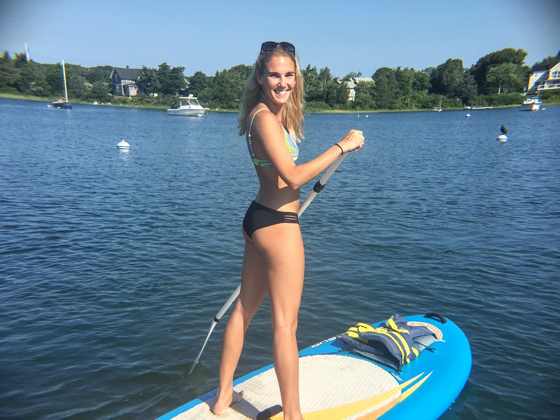 Get Out and SUP More Often