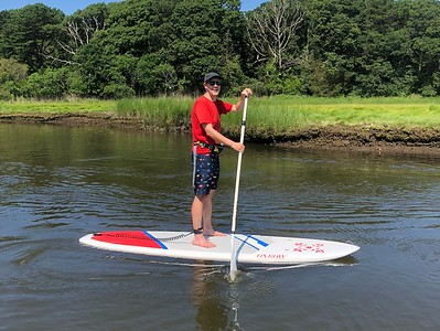 Paddleboard Rentals in Sandwich Cape Cod