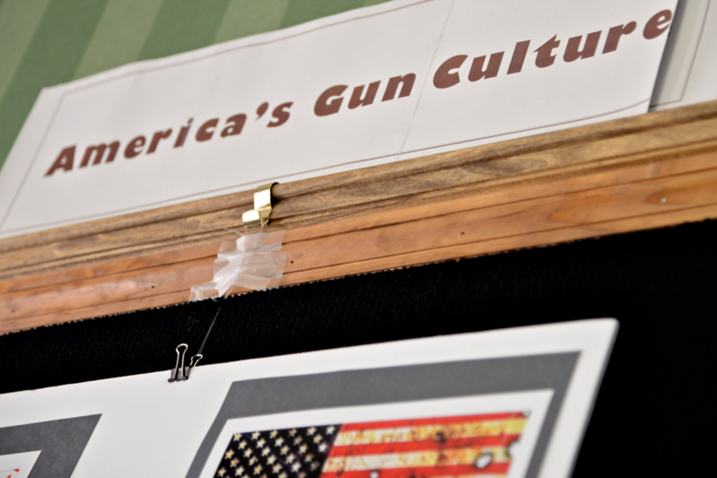 America's Gun Culture Exhibit, 1994