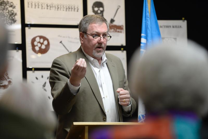 Ron Rollins, Senior Editor, Dayton Daily News