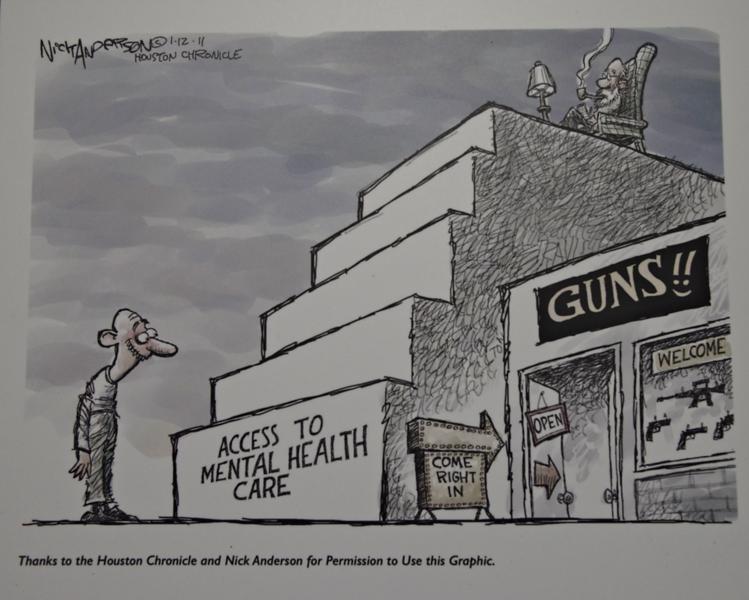 Truth Speak  in a Cartoon