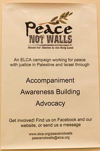 Peace Not Walls