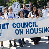 Say it loud! And say it proud! Met Council On Housing.