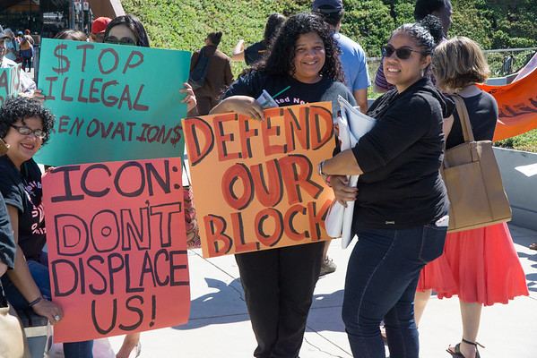 A Funeral March For Affordable Housing In Brooklyn