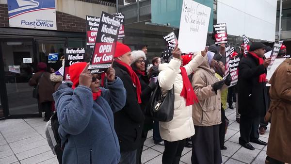 Brooklyn Rallies To Save Interfaith Hospital