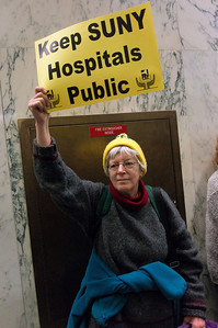 Privatisation - a really bad idea. Health care is a human right.